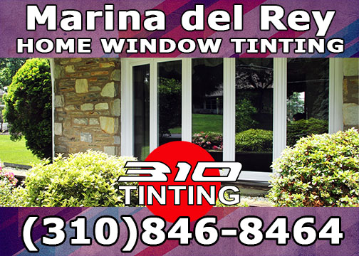 window tinting Marina Del Rey