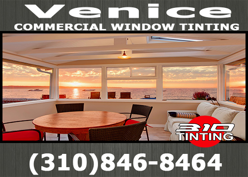 Venice Home window tinting