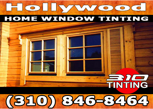 commercial window tinting in North Hollywood