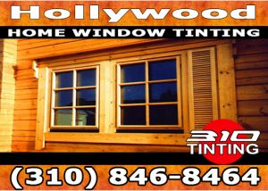 residential window tinting in Hollywood