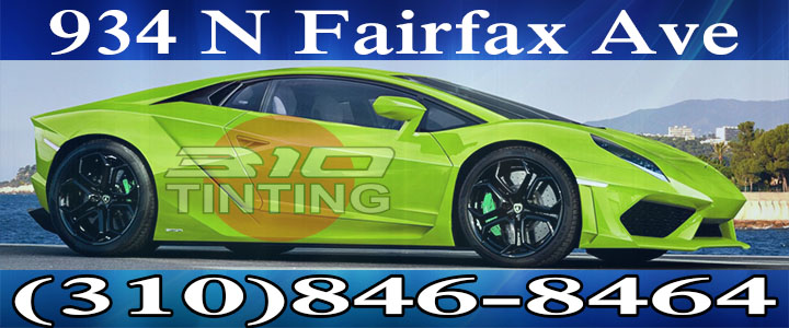 Banner 310 window tinting x017