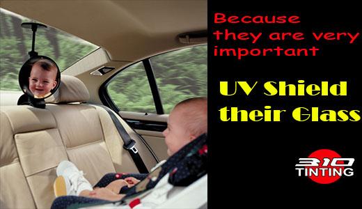 baby car seat UV
