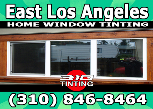 Los Angeles Residential window tinting