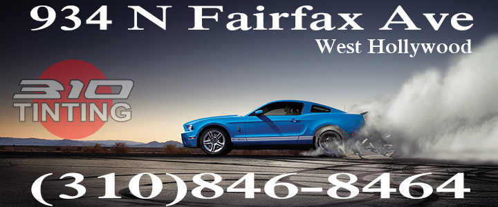 Banner 310 window tinting x021