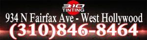 Head logo 310 window tinting