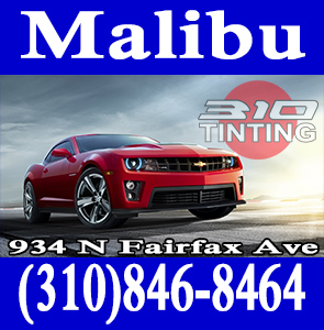 Malibu 310 window tinting x033