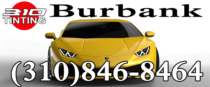 window tinting Burbank