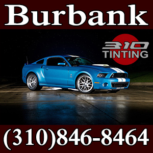 Burbank window tinting