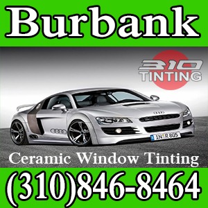 window tinting in Burbank