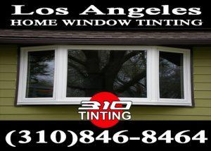 Los Angeles window tinting