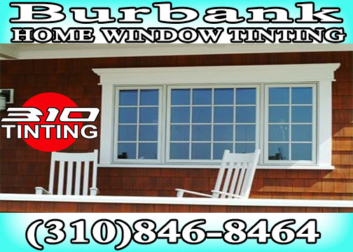 Home window tinting Burbank