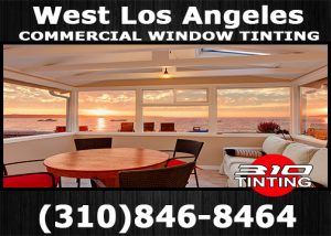 West Los Angeles window tinting xi008