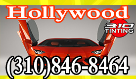 Window Tinting Hollywood
