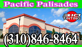 Pacific Palisades Window tinting