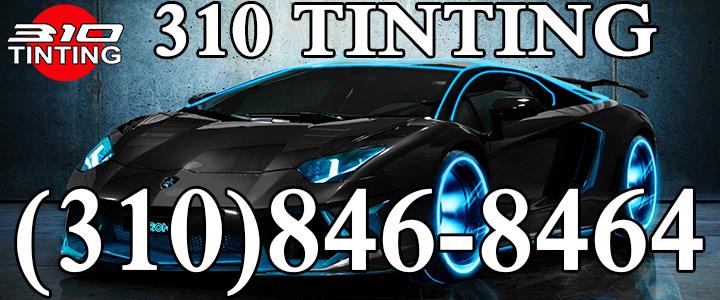 window tinting in West Los Angeles