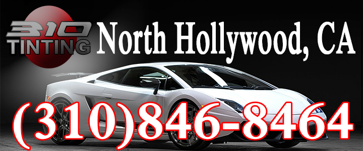car window tinting in North hollywood