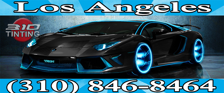 cost of window tinting Los Angeles