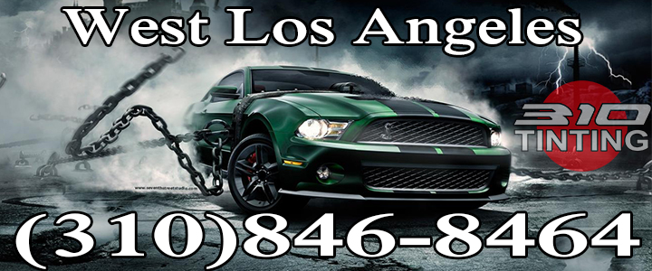 West LA window tinting