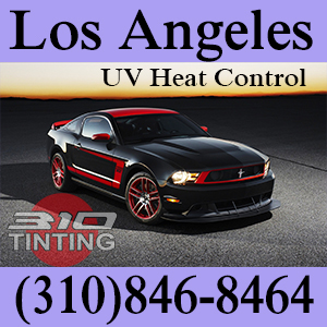 Los Angeles window tinting