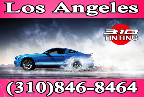 window tinting in Los Angeles