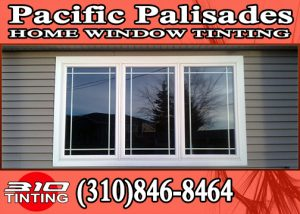 Pacific Palisades Home window tinting xi001-B