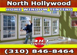 window tinting North hollywood