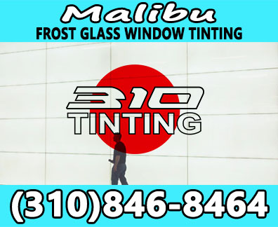 frost window tinting Malibu