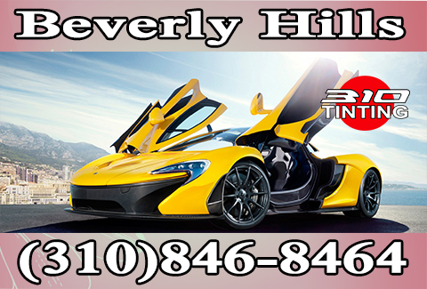 Beverly Hills window tinting