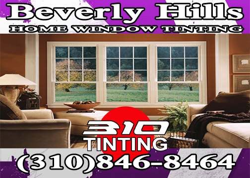 window tinting in Beverly Hills